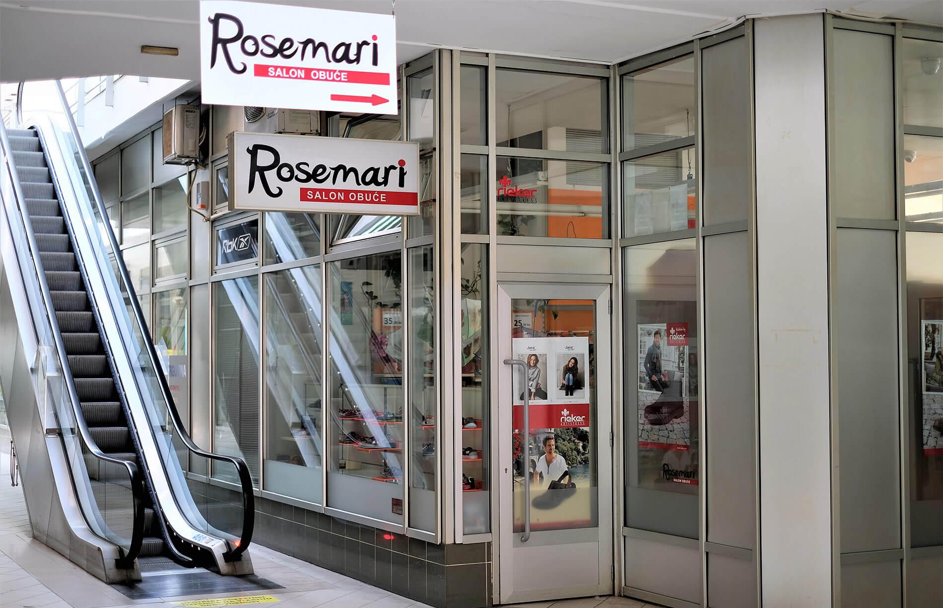 Rosemari - Kontakt