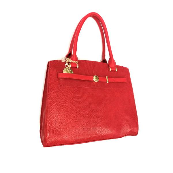 torba kocka crvena