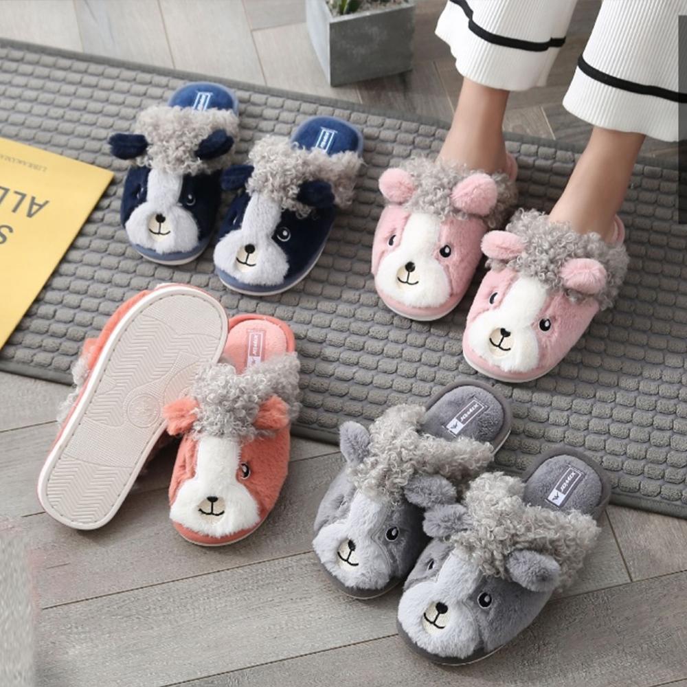 plišane papuče likovi životinje