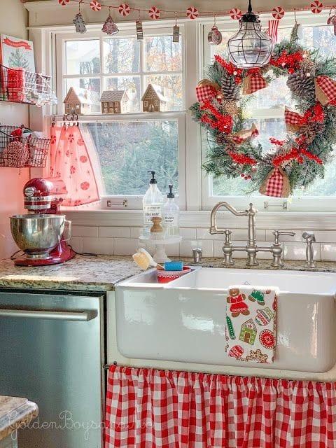 božićni ukrasi u vašem domu