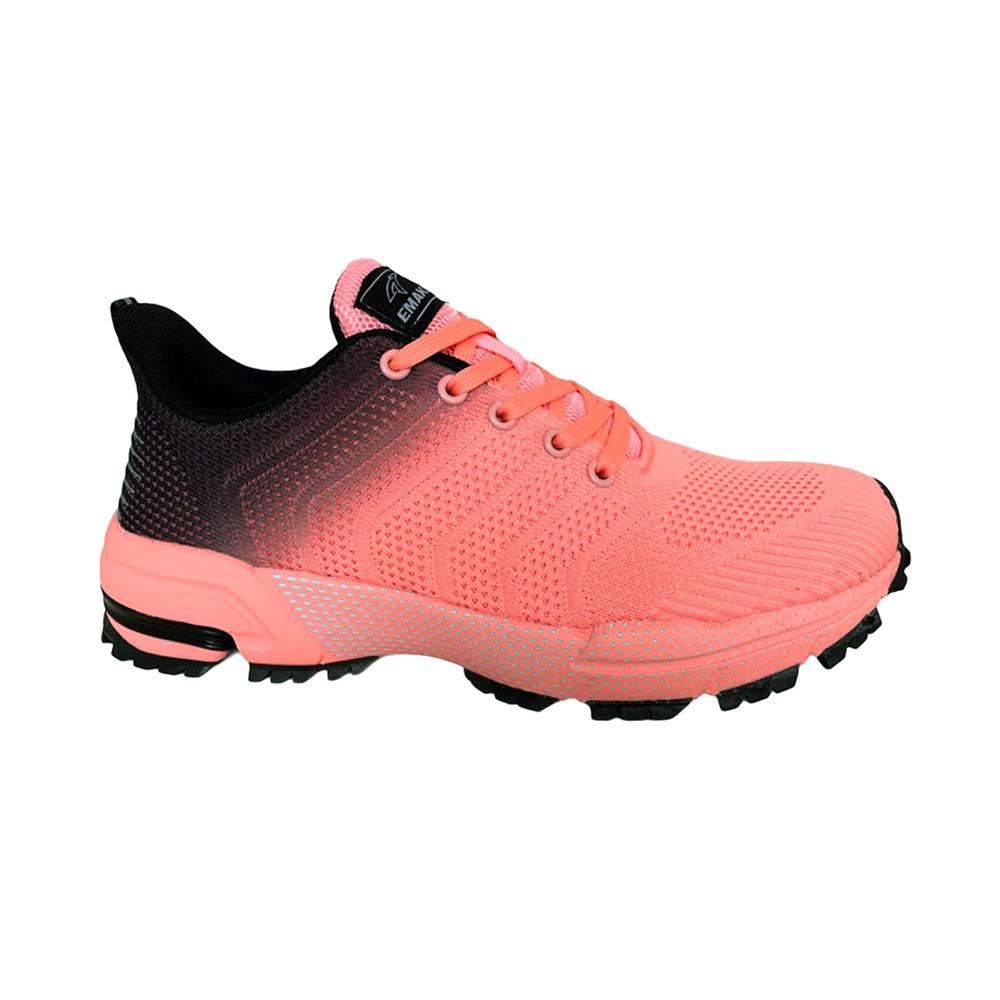 ženska roza treking tenisica