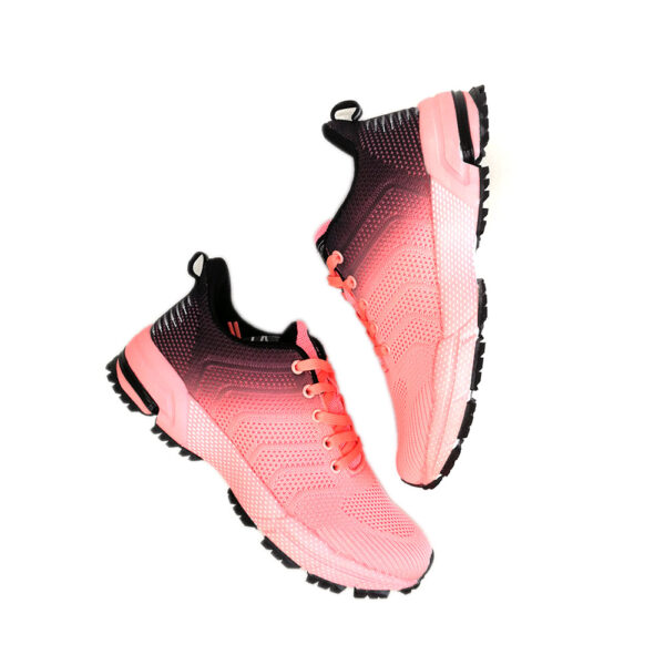 ženska treking roza tenisica