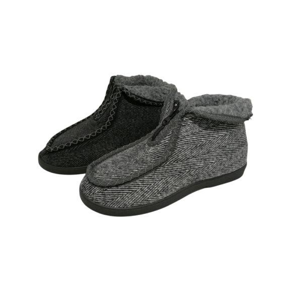 zatvorena papuča